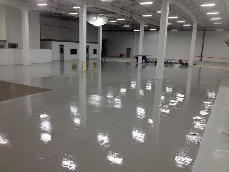 How to Care for you Industrial Floor Coatings