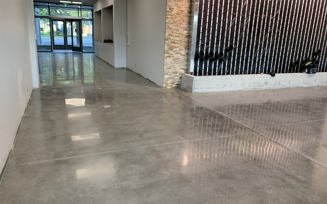 Selecting a floor solution for senior living or school-related spaces?